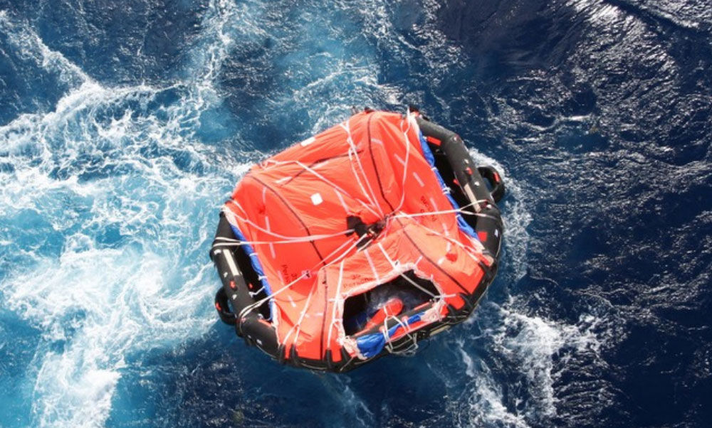 Liferaft Rental Services, Liferaft Exchange Services