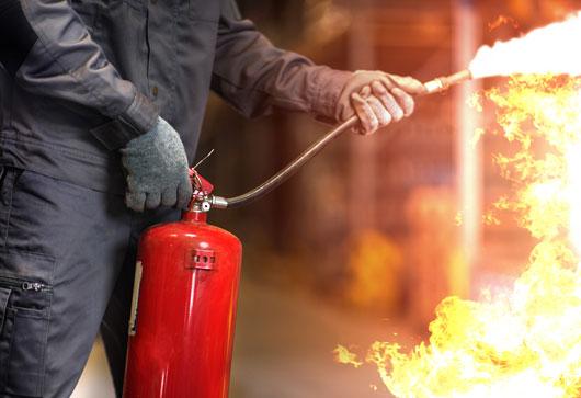 Marine Fire Fighting Appliances
