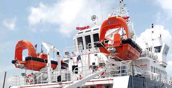 Marine Safety Service, Marine Automation Service, Marine Calibration Service